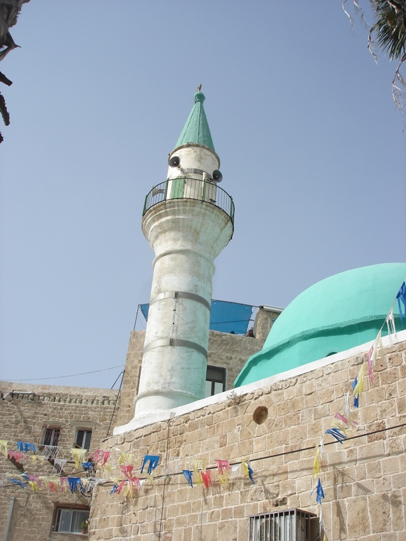 Мечеть эль-Джаззар.