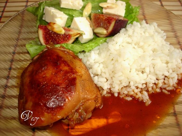 Курица в кофейном маринаде – кулинарный рецепт