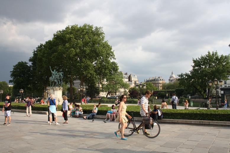 IMG_4046 Статуя Карла Великого